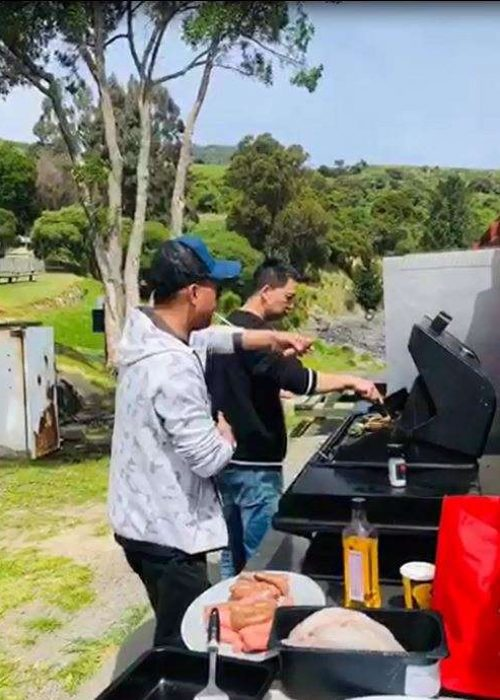 Pipi Journeys Akaroa - authentic New Zealand experience and local connection - fishing (1)